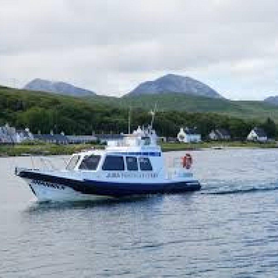 Jura Passanger Ferry