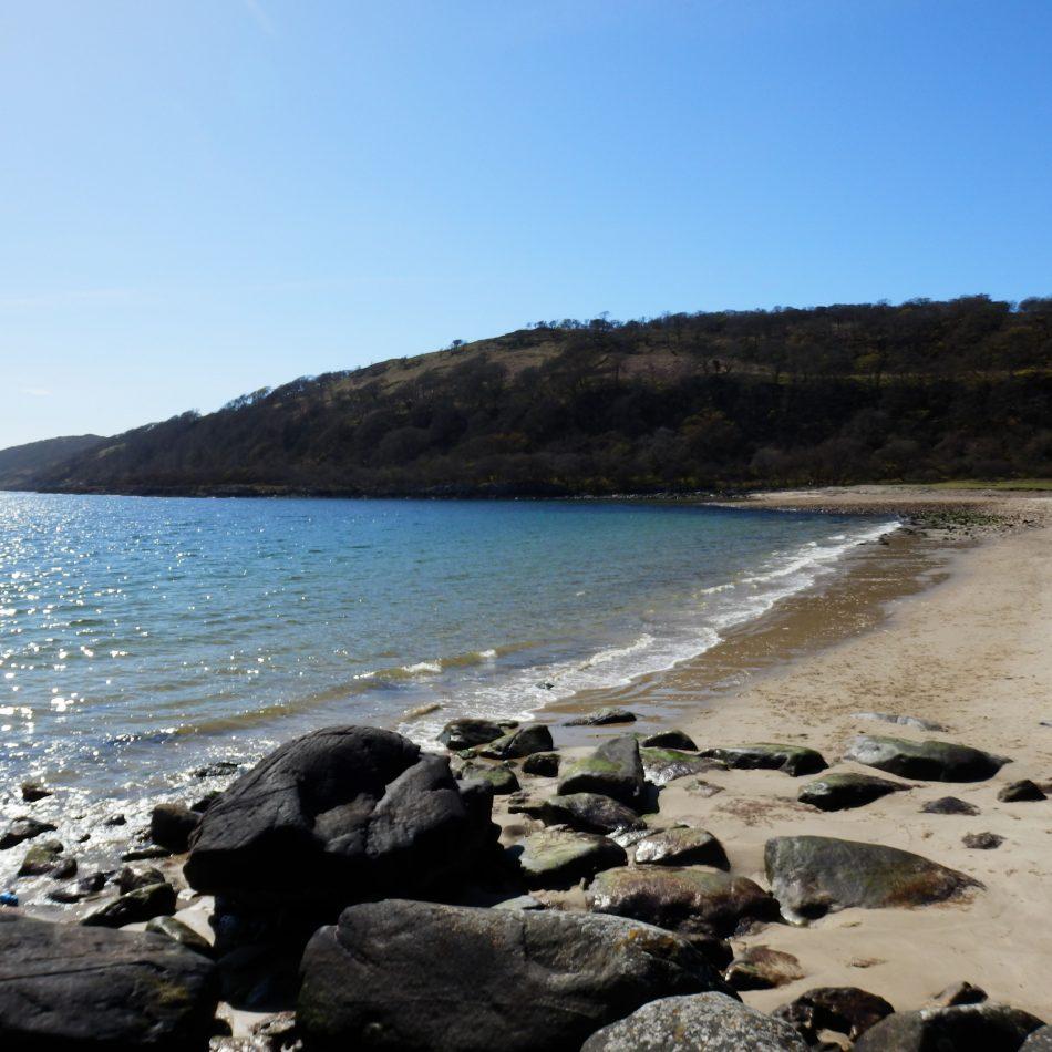 Stronefield Beach - Jane Allan